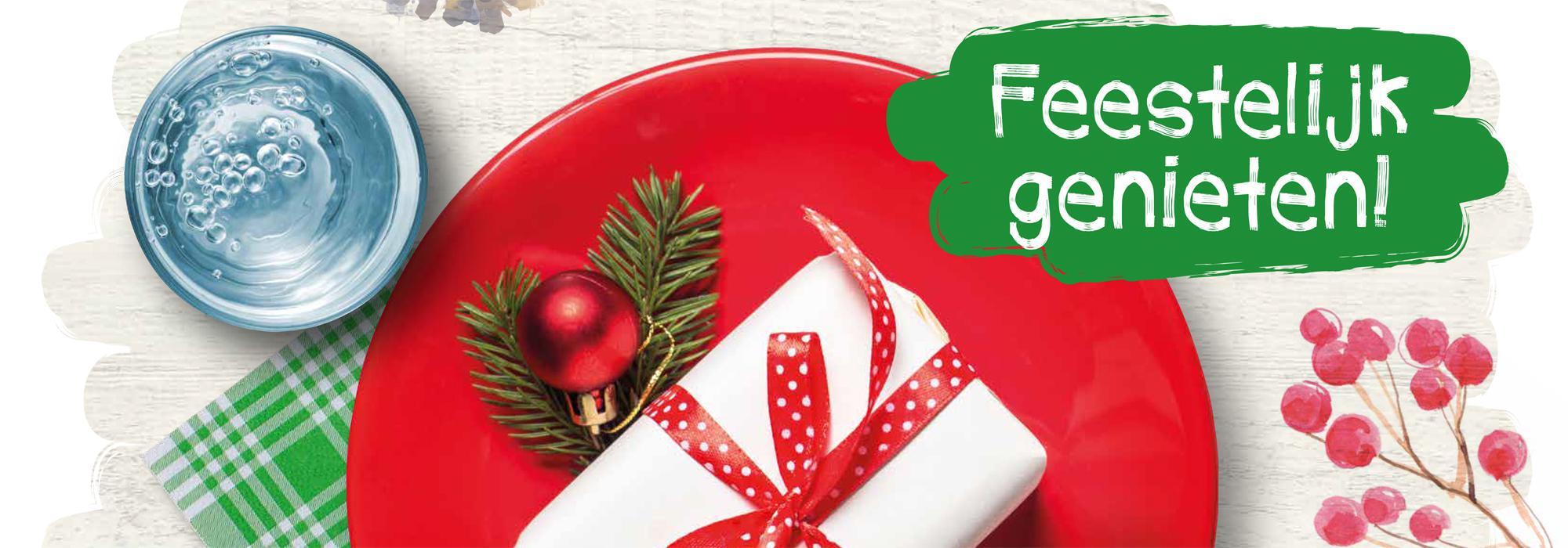 Heerlijke kerstmaaltijden!